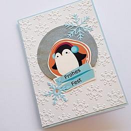weihnachtskarte-pinguin