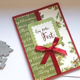 weihnachtskarte-schleife